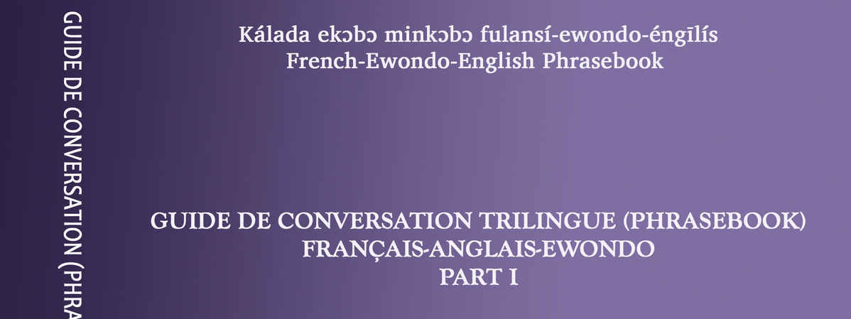 Guide de conversation Trilingue