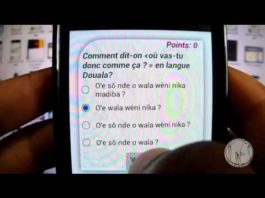 Douala Language Quiz Android Version by Resulam