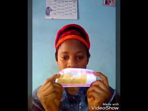 Counting 1 to 10 and identifying object in the kenyang language by (Rejoice Agbor)