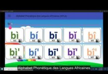 Alphabet phonétique des langues africaines : Alphabet Camerounais-Application Android